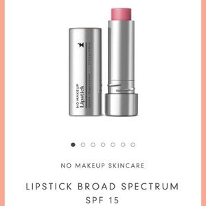 Perricone MD pink lipstick with SPF 15